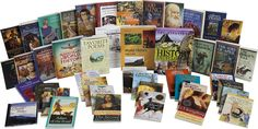Discover important historical events with this homeschool World History, Bible, and Literature program. Order this World History curriculum package at Sonlight. My Father's World, Story Of The World, Homeschool Curriculum Packages, Ninth Grade, Feeling Excited, Award Winning Books, Home Schooling, Historical Fiction, World History