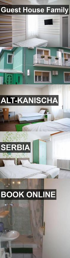 Guest House Family in Alt-Kanischa, Serbia. For more information, photos, reviews and best prices please follow the link. #Serbia #Alt-Kanischa #travel #vacation #guesthouse