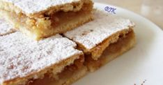 Hungarian Recipes, Hungarian Food, Sweet Cakes, Cake Cookies, Nutella, French Toast, Sweets, Bread, Baking
