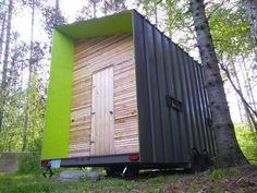 THE NEST: A Modern & Minimalist Tiny Home