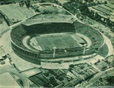 ESTÁDIO JOSÉ ALVALADE Sporting Clube de Portugal  10 JUNHO 1956  Lisboa - Portugal