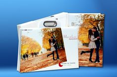 MemoryBook: the ultimate professional photobook for Photographers. New materials for a better presentation. Better choice for pre-weddings and weddings in a contemporary designed style.
