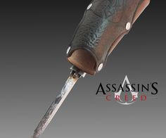 In this Instructable I willbe teaching you how to build a working replica of the Hidden Blade from the Assassin's Creedvideo gameseries.Don't be intimidated by the number of steps involved, ...