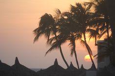 Sunset at Divi Divi, Aruba