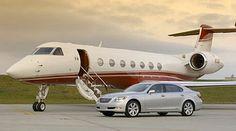 WEB LUXO - Aviação: G550 - O jato executivo mais luxuoso do mundo