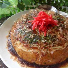 豆腐&卵のドーム型ヘルシーお好み焼き♡ by 優雨【ゆぅ】 [クックパッド] 簡単おいしいみんなのレシピが273万品