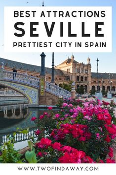 Seville is one of the most beautiful cities in the world, and these photos show it well! Along with them we tell you 12 reasons why you must visit and the Seville attractions you can't miss! Spain Travel Guide, Europe Travel Tips, Travel Guides, Travel Destinations, Cool Places To Visit, Places To Travel, Places To Go, European Destination, European Travel