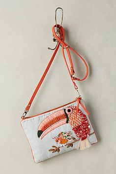 Toucan Crossbody Bag