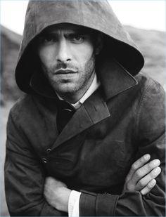 Jon Kortajarena Covers August Man - The Fashionisto
