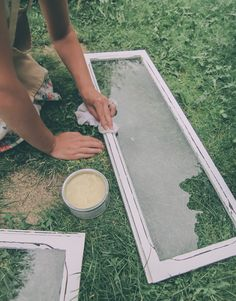 Make and Do: Upcycling an old cabinet with Laura Ashley Wallpaper