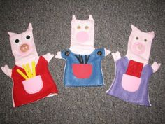 Ebook five little download pigs