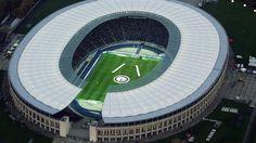 Olympiastadion Berlin – Hertha BSC Berlin Capacity: 74.244