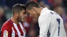 """Koke chama Cristiano Ronaldo de 'maricas"""" e CR7 responde """"Sou maricas? OK, mas tenho muito dinheiro!"""" https://angorussia.com/desporto/koke-chama-cristiano-ronaldo-maricas-cr7-responde-maricas-ok-dinheiro/"""
