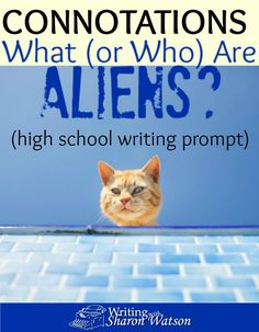 Their blood tingled junior high literature and story writing with connotations illegal aliens high school writing promptshigh fandeluxe Gallery