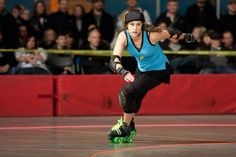 Tricks and training tips to help you improve at your 27 laps roller derby endurance test - and skating in general.