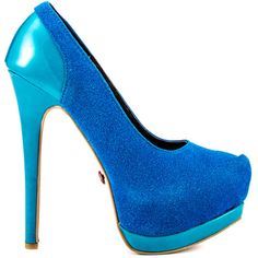 Panko - Teal by Promise Shoes