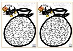 Vocale și consoane -Furnica și alfabetul Back To School Activities, Diy For Kids, Printable, Google