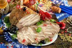 Сегодня мы будем готовить буженину в домашних условиях из свинины и курицы. Буженина вкусна как в горячем виде, так и в холодном, поэтому можно готовить ее как в канун праздника, так и загодя, как холодную закуску.