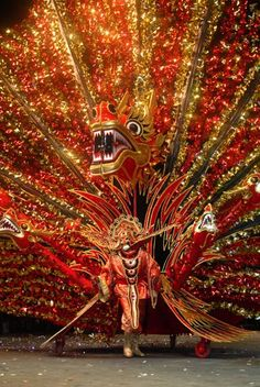 Trinidad and Tobago - though I've visited on many occasions, I've always missed the carnival, bummer!