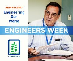 Celebrate #EngineersWeek - Joe Bernosky is North Texas Municipal Water Districts Water Treatment Program Manager and has been with the District for two years. Joe received his undergraduate engineering degree from Parks College of St. Louis University and his Masters Degree in Business Administration from California State University Long Beach. Licensed in five states but happy to be practicing engineering in Texas he works with Project Managers to deliver critical infrastructure projects…