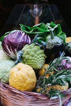 Vegetables by zocky - Zoran Djekic   Stocksy United