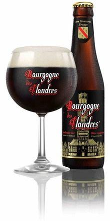Na bijna 60 jaar afwezigheid wordt Bourgogne de Flandres opnieuw in Brugge gebrouwen. Het bier heeft een friszure toets en een alcholpercentage van slechts 5%.