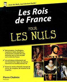 L'histoire des rois de France, des Mérovingiens à Louis-Philippe, les principaux événements qui ont marqué leur règne, et les aspects méconnus ou insolites de leur vie.