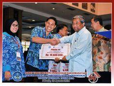 Computer Course Center di daulat sebagai juara 3 bidang pengelola lembaga kursus dalam lomba apresiasi PTK PAUDNI berprestasi tingkat Nasional  di Bandung tahun 2014.