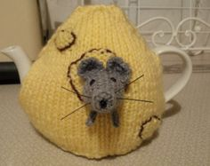 Mouse in Cheese Tea Cosy