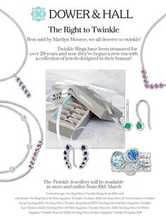 frumpy to funky: The Right to Twinkle by Dower & Hall