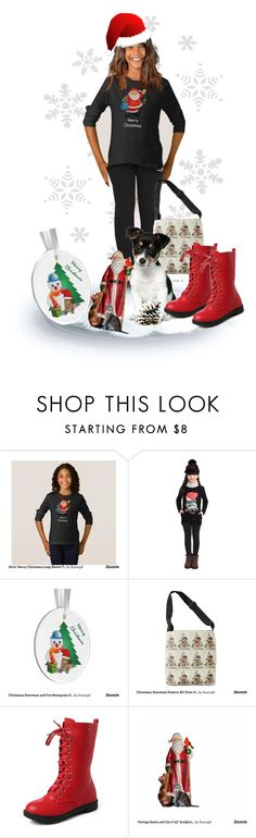 """""""Christmas Fashion for Girls"""" by sgolis ❤ liked on Polyvore"""
