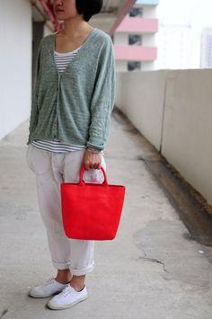 6ab2e6a8f02 85 verrukkelijke afbeeldingen over Bag inspiration - shopper - Beige ...