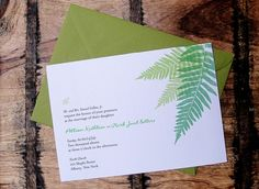 Fern invites