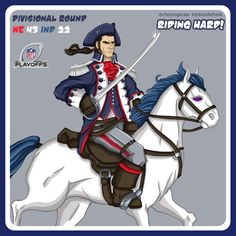 Pats ride the colts