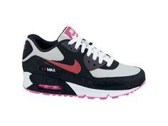 Nike Air Max 90 2007 Girls' Shoe -