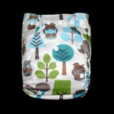 Alva Reusable Washable Pocket Baby Cloth Diaper Nappy 1INSERT N42 | eBay