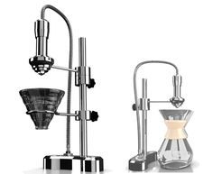 Modbar's Pour-Over Module for coffee brewing.  Great for Chemex & Hario systems.