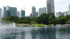 Kuala Lumpur City, River, Outdoor, Outdoors, Outdoor Living, Garden, Rivers