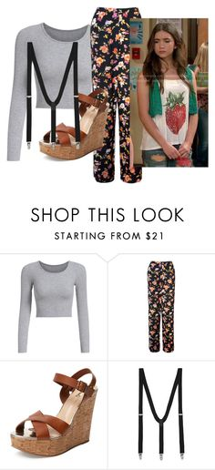 """Riley Matthews"" by disneygirl74 ❤ liked on Polyvore featuring ARI and Schutz"