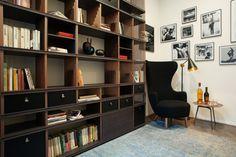 A unique experience by insidecor Squats, Shelving, Bookcase, House Ideas, Design, Home Decor, Image, Shelves, Decoration Home