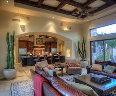 Great Rooms in Scottsdale