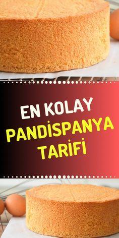 Cake Recipes, Dessert Recipes, Desserts, Pasta Cake, Cookery Books, Yummy Food, Tasty, Turkish Recipes, Fresh Fruit