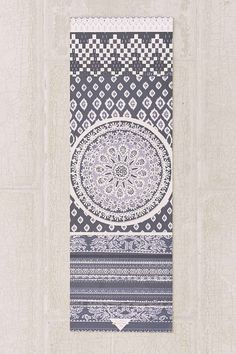 Any yoga mat - also maybe a gift certificate to somewhere to try yoga would be cool - maybe with someone ;)