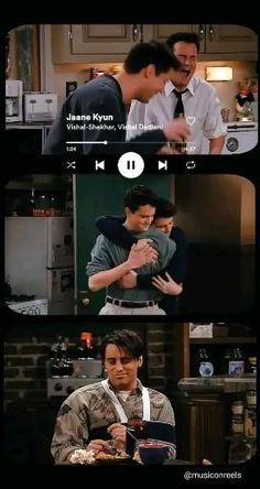 Matthew Perry Friends, Mike Friends, Friends Best Moments, Chandler Friends, Friends Video, Friends Tv Quotes, Serie Friends, Best Friend Poems, Friends Scenes