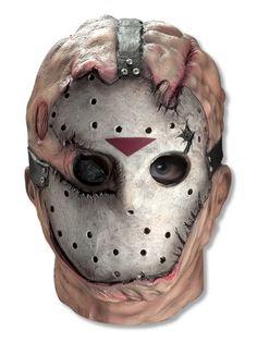 Jason Overhead mask (3323) £29.99 #fancydress #costumes #Halloween