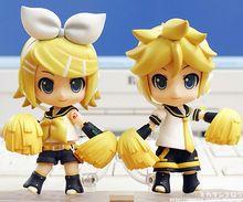 Rin and Len Kagamine nendoroids