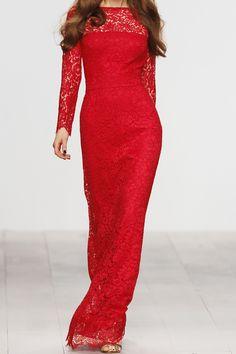 Issa|Lace gown|NET-A-PORTER.COM