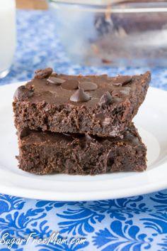 Sugar Free Chocolate Brownies Recipe