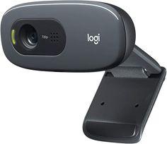 Amazon.com: Logitech C270 Desktop or Laptop Webcam, HD 720p Widescreen for Video Calling and Recording: Electronics Logitech, Windows Xp, Software, Usb, Appel Video, Virtual Baby Shower, Instant Messaging, Tecnologia, Laptops