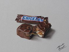 Amazingly Realistic Color Drawings of Everyday Objects by Marcello Barenghi